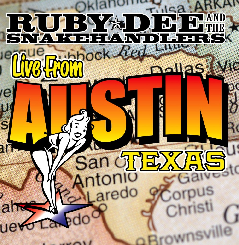 Live From Austin Texas Album Cover